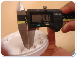 Dental Zirconia Strength Test